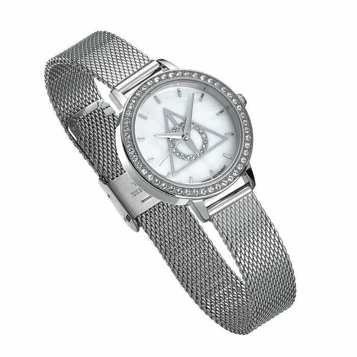 Potter Watch Deathly ShippingHarry Embellishment Hallows Swarovski With Free Crystal Yb7gf6Iyvm