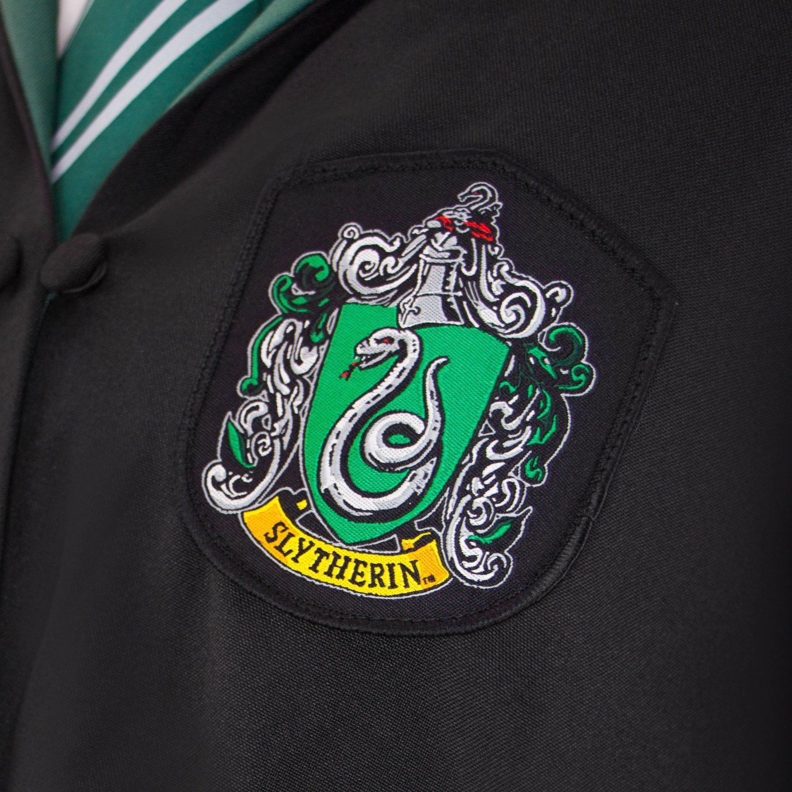 Free Shipping Harry Potter Slytherin Student Wizard Robe From Cinereplicas