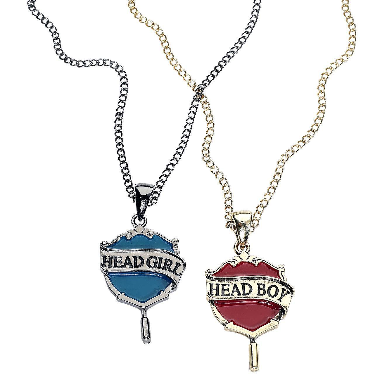 Head Boy Head Girl Harry Potter Necklace