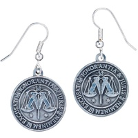 Ministry of Magic Symbol Earrings