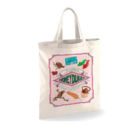 Honeydukes Canvas Tote Bag