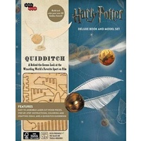 Book and Model Set Quidditch Deluxe