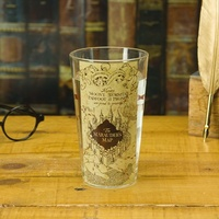 Marauders Map Glass