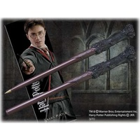 HARRY POTTER Wand Pen & Bookmark Set
