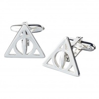 Cufflinks Deathly Hallows Sterling Silver