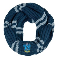 Knitted Infinity Scarf Ravenclaw