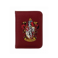 Gryffindor Crest Travel Pass Holder