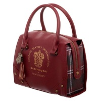Gryffindor Luxury Plaid Top Handbag