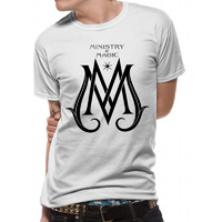 T-Shirt Crimes of Grindelwald Ministry Logo Unisex