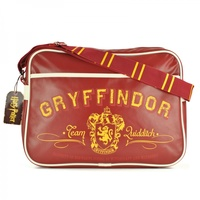 Gryffindor Retro Bag with Team Quidditch House Crest