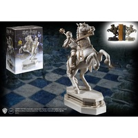 Wizard's Chess White Knight Bookend