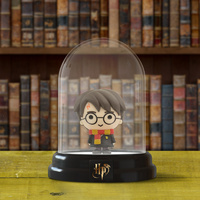 Bell Jar Light Harry