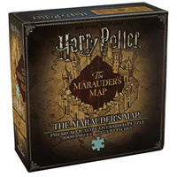 Puzzle Marauder Map Noble Collection