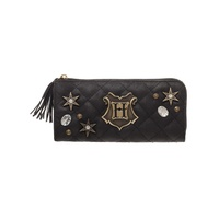 Ladies Black Hogwarts Wallet