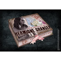 Hermione Artefact Box - Includes Love Potion Bottle, Hogwarts Express Ticket, School Timetable & More…