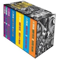 The Complete Collection - J. K. Rowling Harry Potter Boxed Set