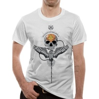 T-Shirt Crimes of Grindelwald Gellert Skull Unisex