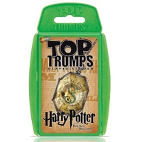 Top Trumps Deathly Hallows Part 1