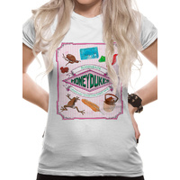 Fitted Honeydukes T-Shirt