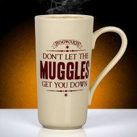 Muggles Latte Coffee Mug