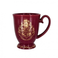 Sock and Mug Set Gryffindor Quidditch