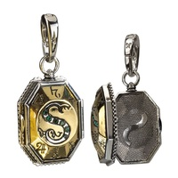 Slytherin's Locket Lumos Charm No. 24