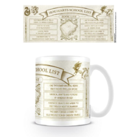 Book School List Mug