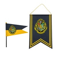 Banner & Flag Set HOGWARTS