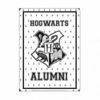 Tin Sign Hogwarts Alumni