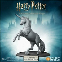 Harry Potter Miniatures 35mm Adventure Pack Unicorn