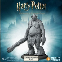 Harry Potter Miniatures 35mm Adventure Pack Troll