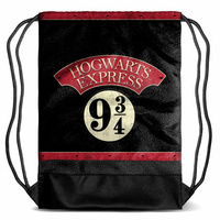 Hogwarts Express Gym Library Tote Bag