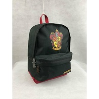 Gryffindor Black and Burgundy Backpack
