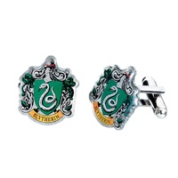 Cufflinks Slytherin Crest