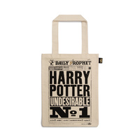 The Daily Prophet Undesirable Number 1 Tote Bag