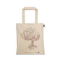 The Whomping Willow from the Marauder's Map Tote Bag