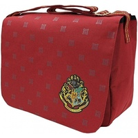 Hogwarts Crest School Messenger Shoulder Bag