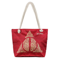 Deathly Hallows Beach Bag