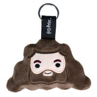 Hagrid Plush Key Chain