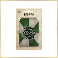 TRAVEL CARD HOLDER SLYTHERIN HOUSE CREST