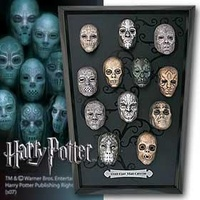 Death Eater Miniature Mask Collection NN7396