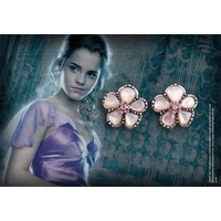 Hermione Granger Yule Ball Earrings Silver Plated