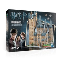 3D Puzzle 875 pieces Hogwarts Astronomy Tower