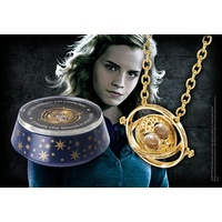 Time Turner Necklace - Gold Plated Edition