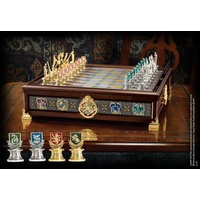 Hogwarts Houses Quidditch Chess Set