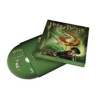 Audio CD - Chamber of Secrets - Harry Potter and the Chamber of Secrets