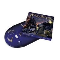 Audio CD - Philosopher's Stone - Harry Potter and The Philosopher's Stone