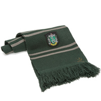 Knitted Scarf Slytherin