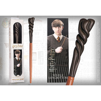 Neville Longbottom Wand Replica & 3D Bookmark