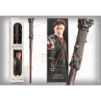 Harry Potter PVC 30cm Wand Replica & Bookmark